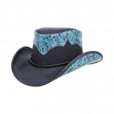 WOMEN'S SIERRA COWBOY HAT Double G